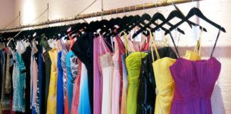 Прокат женских платьев б/у