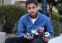 12-летний бизнесмен, придумавший принтер для слепых