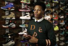Подросток из Нью-Йорка придумал ломбард кроссовок