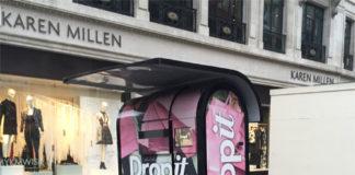 Dropit - сервис доставки покупок из магазина