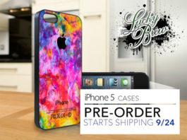 Предзаказ на будущий чехол будущего iphone 5