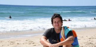 Полотенце с защитой от воды и песка