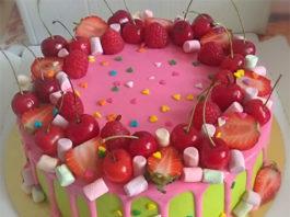 Российский онлайн-рынок домашних тортов