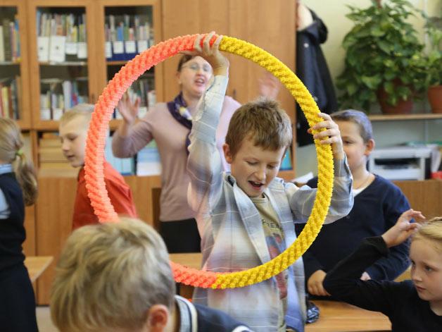Конструктор Фанкластик - для развития одаренности в детях