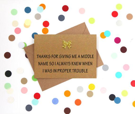 Картонная поздравительная открытка