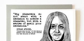 Поздравительные открытки от серийных убийц