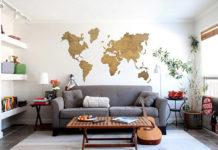 Как продавать на Etsy деревянные карты мира
