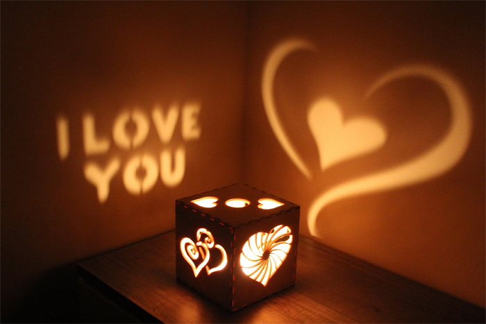 Романтический проектор