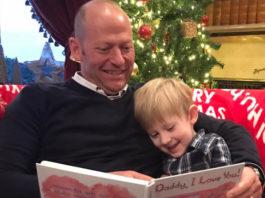 Книга-фотоальбом в подарок отцу