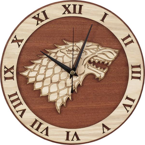 Часы Старков из Игры Престолов