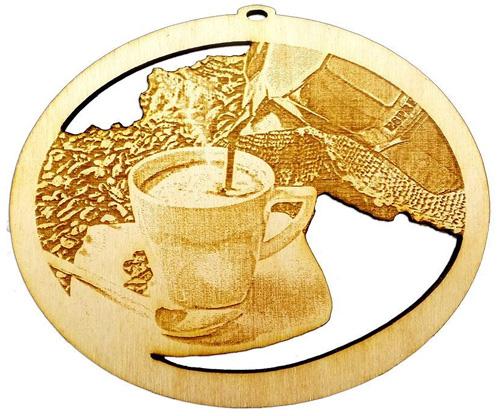 Орнамент любителю кофе