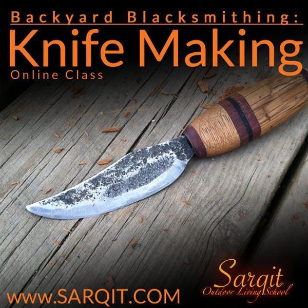 Мастер-класс по изготовлению ножей