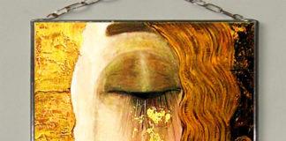 Витражне копии известных картин