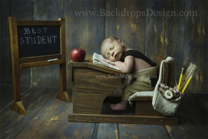 Парта для фотосессии новорожденного