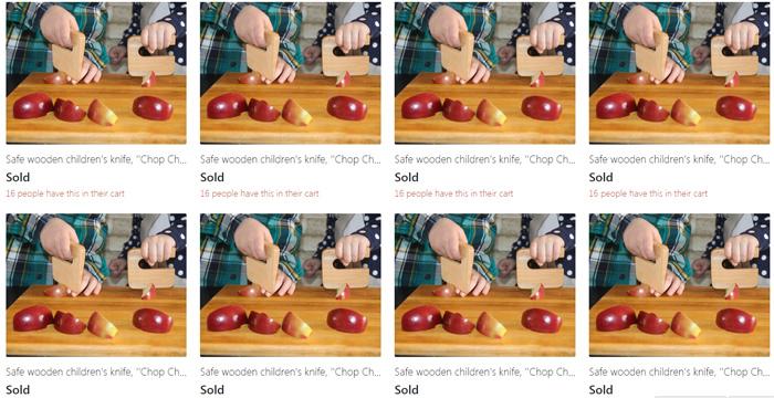 Страница продаж канадского предпринимателя