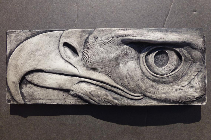 3d картина орла