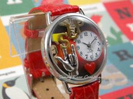 Как бабушка продает на Etsy часы