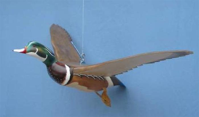 Мобиль летящая утка