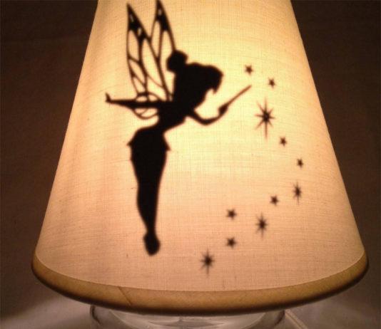 Лампа из банки