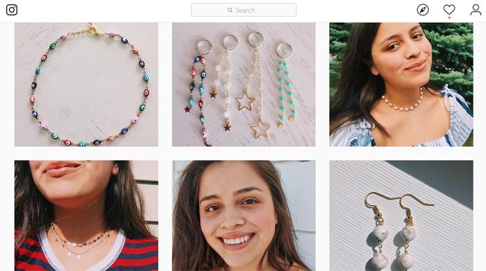 Фотографии в Инстаграме рукодельницы