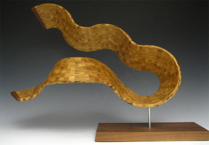 Абстрактная скульптура за 800 долларов
