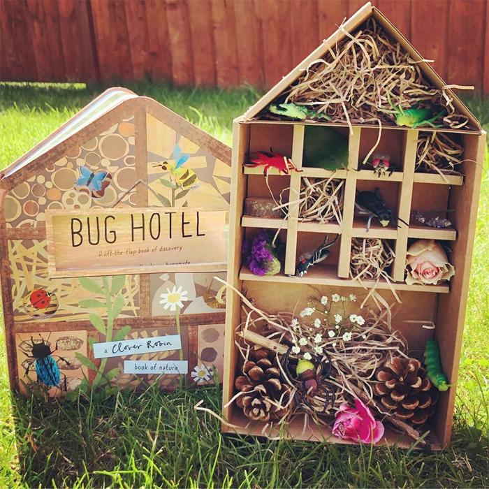 Гостиница для жуков