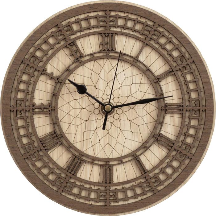 Часы Биг Бена рукодельника из Испании