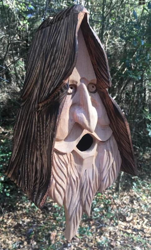 Скворечник Дух Леса