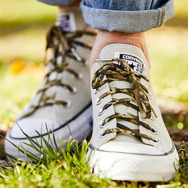 Камуфляжные шнурки