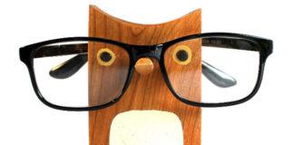 Подставки для очков в виде животных и птиц
