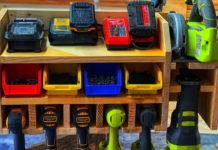 Как заработать на Etsy на полках для инструментов