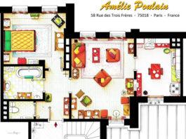 Как зарабатывать на планах квартир из телесериалов