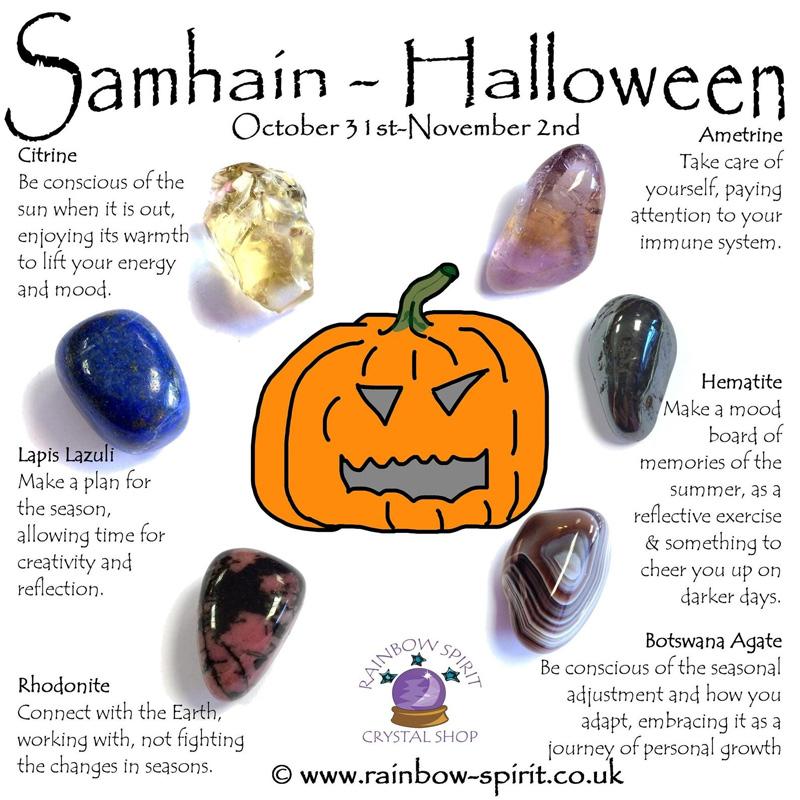 Набор камней для Хэллоуина