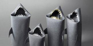 Корзины акулы