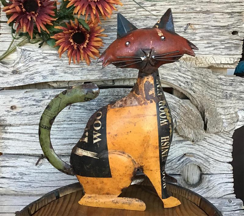 Железная кошка