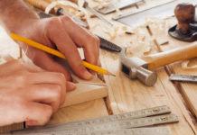 Легкая ниша изделий из дерева Wooden-5