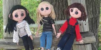 Тряпичные куклы, которые легко и хорошо продаются на Etsy - ниша