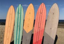 Ростомеры из лыж, сноубордов и досок для серфинга