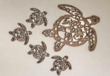 Оригинальный деревянный декор